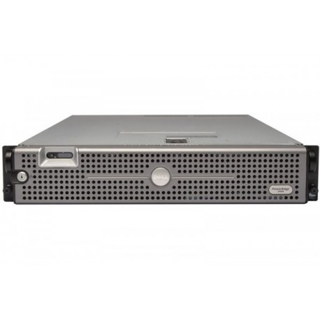 Server DELL PowerEdge 2950 III, Rackabil 2U, 2 Procesoare Intel Dual Core Xeon E5310 2.0 GHz, 8 GB DDR2 FB, DVD-CDRW, Raid