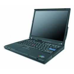 Laptop Lenovo ThinkPad T60, Intel Core Duo T2400 1.83 GHz, 2 GB DDR2, 80 GB HDD SATA, DVDRW, WI-FI, Finger Print, Display 15inch