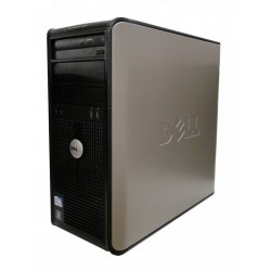 Calculator DELL Optiplex 380 Tower, Intel Core 2 Duo E7500 2.93 GHz, 2 GB DDR3, 320 GB HDD SATA, DVDRW, Windows 7 Professional,