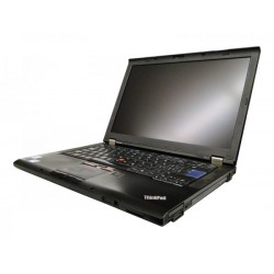 Laptop Lenovo ThinkPad T410, Intel Core i5 520M 2.4 GHz, 8 GB DDR3, 120 GB SSD NOU, DVDRW, WI-FI, Card Reader, Webcam, Display