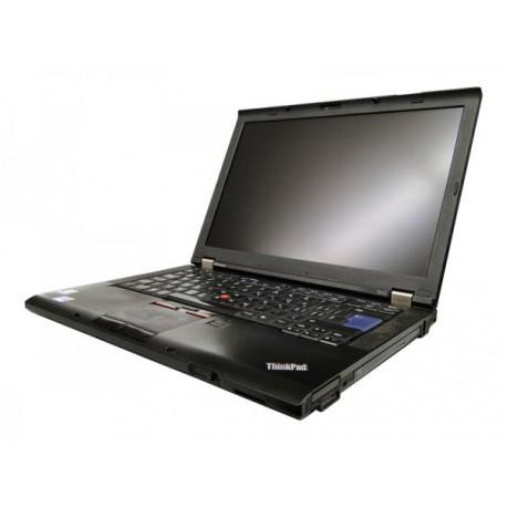 Laptop Lenovo ThinkPad T410, Intel Core i5 520M 2.4 GHz, 8 GB DDR3, 320 GB HDD SATA, DVDRW, WI-FI, Card Reader, Webcam, Display
