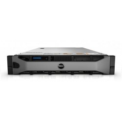 Server DELL PowerEdge R720, Rackabil 2U, 2 Procesoare Intel Six Core Xeon E5-2620 2.00 GHz, 64 GB DDR3, DVDRW, Raid Controller