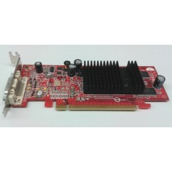 Placa video ATI Radeon X300 SE, 128MB DDR, DMS-59, PCI-e 16x, low profile