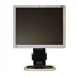 Monitor 17 inch LCD HP L1750, Silver & Black, Panou Grad B