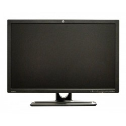 Monitor 24 inch LED, HP ZR2440w, Black