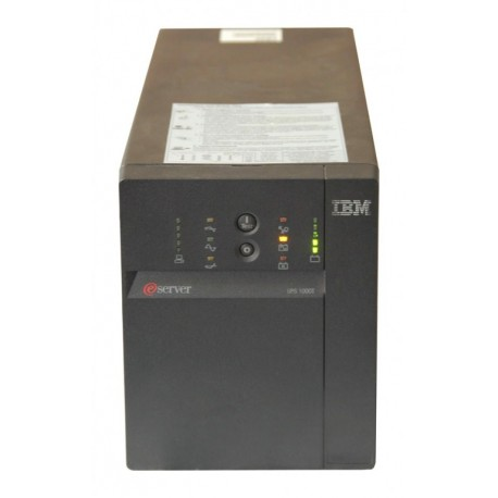 UPS IBM Smart UPS 1000T, 1000VA, 700W, Tower, Black, 230V, Acumulatori NOI