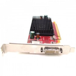 Placa video Radeon HD 2400 PRO 128 MB DDR2, DVI, PCI-e 16x