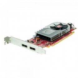 Placa video Ati Radeon HD 3470, PCI-e 16x, 256 MB DDR2, Dual Display Port
