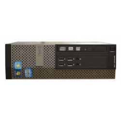 Calculator DELL Optiplex 790 Desktop SFF, Intel Core i7 2600 3.4 GHz, 4 GB DDR3, 500 GB HDD SATA, DVDRW, Windows 10 Pro,