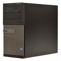 Calculator Dell Optiplex 3010 Tower, Intel Core i5 3470 3.2 GHz, 4 GB DDR3, 240 GB SSD NOU, DVD, Windows 7 Home Premium,