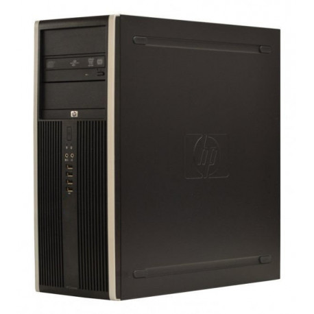Calculator HP Compaq Elite 8100 Tower, Intel Core i7 860 2.8 GHz, 4 GB DDR3, 320 GB HDD SATA, DVD, Placa video Nvidia Quadro NVS