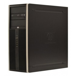 Calculator HP Compaq Elite 8100 Tower, Intel Core i7 860 2.8 GHz, 4 GB DDR3, 120 GB SSD NOU, DVD, Placa video Nvidia Quadro NVS