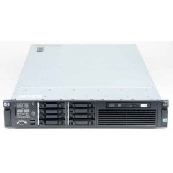 Server HP ProLiant DL380 G7, Rackabil 2U, Intel Six Core Xeon E5645 2.4 GHz, 8 GB DDR3 ECC Reg, DVD-ROM, Raid Controller