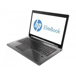 Laptop HP EliteBook 8770w, Intel Core i5 3360M 2.8 GHz, 4 GB DDR3, 320 GB HDD SATA, DVDRW, AMD FirePro M4000, WI-FI, Bluetooth,
