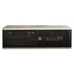 Calculator HP Compaq Elite 6200 Pro Desktop, Intel Core i3 2120 3.3 GHz, 4 GB DDR3, 250 GB HDD SATA, DVDRW, Card Reader, Windows