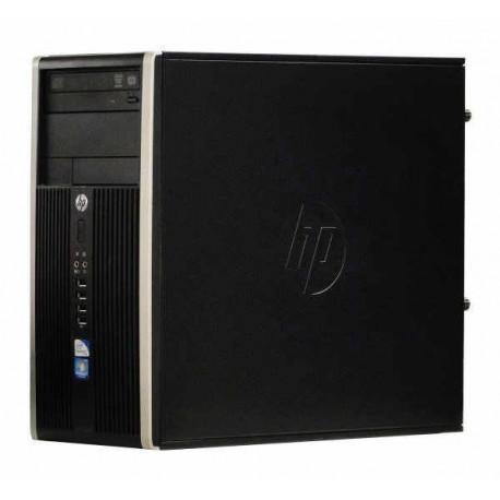Calculator HP Compaq Elite 6200 Pro Tower, Intel Core i7 2600 3.4 GHz, 8 GB DDR3, 240 GB SSD NOU, DVDRW, Windows 10, Garantie pe