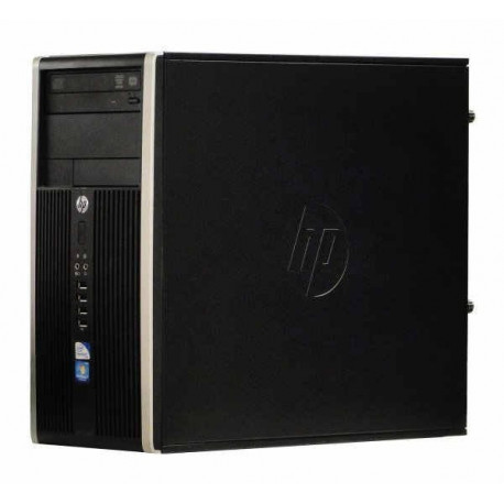 Calculator HP Compaq Elite 6200 Pro Tower, Intel Core i7 2600 3.4 GHz, 4 GB DDR3, 240 GB SSD NOU, DVDRW, Windows 7 Professional,