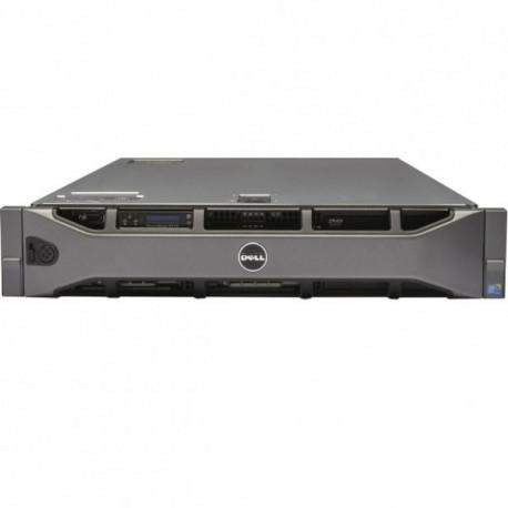 Server DELL PowerEdge R710, Rackabil 2U, 2 Procesoare Intel Six Core Xeon X5690 3.46 GHz, 48 GB DDR3 ECC Reg, 6 x 480 GB SSD