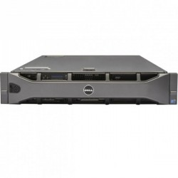 Server DELL PowerEdge R710, Rackabil 2U, 2 Procesoare Intel Six Core Xeon X5690 3.46 GHz, 48 GB DDR3 ECC Reg, 4 x 2 TB SATA NOU,