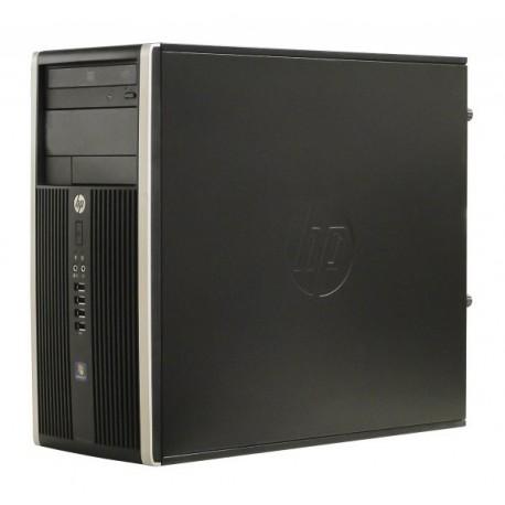 Calculator HP Compaq Elite 8300 Tower, Intel Core i3 2120 3.3 GHz, 4 GB DDR3, 500 GB HDD SATA, DVD-ROM, Windows 7 Home Premium,