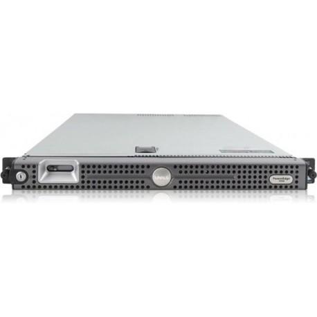 Server Dell PowerEdge 1950 III, Rackabil 1U, Procesor Intel Quad Core Xeon E5430 2.66 GHz, 4 GB DDR2 FB, DVD-ROM, Raid
