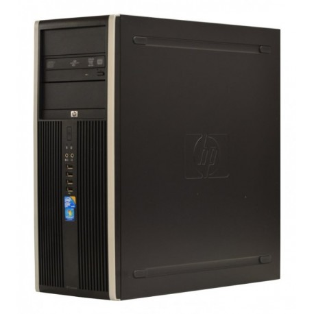 Calculator HP Compaq Elite 8100 Tower, Intel Core i5 3.2 Ghz, 8 GB DDR3, Hard Disk 250 GB SATA, DVDRW, Windows 7 Professional, 3