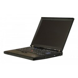 Laptop Lenovo ThinkPad R61, Intel Core Duo T7100 1.8 GHz, 2 GB DDR2, 80 GB HDD SATA, DVD-CDRW, WI-FI, Card Reader, Display