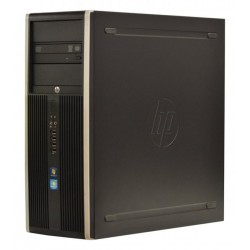 Calculator HP Compaq Elite 8200 Tower, Intel Dual Core G620 2.6 GHz, 2 GB DDR3, 250 GB HDD SATA, DVD