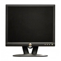 Monitor 17 inch LCD DELL E172FP Black, Panou Grad B