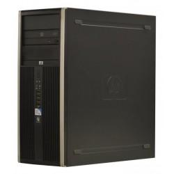 Calculator HP Compaq Elite 8000 Tower, Intel Pentium Dual Core E5700 3.0 GHz, 4 GB DDR3, 250 GB HDD SATA, DVDRW, Windows 7 Home