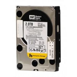Hard Disk calculator, Western Digital 2 TB SATA II, 64 MB Cache, 7200 rpm