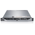 Server DELL PowerEdge R610, Rackabil 1U, 2 Procesoare Intel Quad Core Xeon E5620 2.4 GHz, 32 GB DDR3 ECC Reg, 2 x 120 GB SSD
