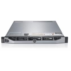 Server DELL PowerEdge R610, Rackabil 1U, 2 Procesoare Intel Quad Core Xeon E5620 2.4 GHz, 32 GB DDR3 ECC Reg, 4 x 240 GB SSD
