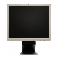 Monitor 19 inch LCD HP LA1951g, Silver & Black, Panou Grad B