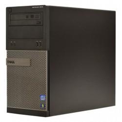 Calculator Dell Optiplex 3010 Tower, Intel Core i5 3470 3.2 GHz, 4 GB DDR3, 120 GB SSD NOU, DVD, Windows 10, Garantie pe Viata