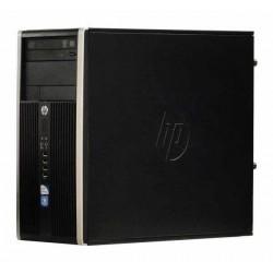 Calculator HP Compaq Elite 6200 Pro Tower, Intel Core i7 2600 3.4 GHz, 8 GB DDR3, 2 TB SATA NOU, DVDRW, Windows 10, Garantie pe