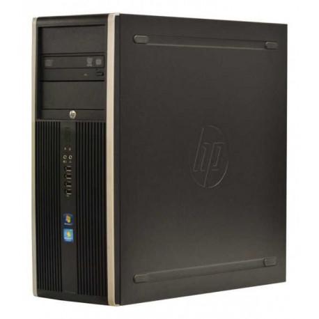 Calculator HP Compaq Elite 8200 Tower, Intel Core i5 2400 3.1 GHz, 4 GB DDR3, 2 TB HDD SATA NOU, DVD, Windows 7 Professional,