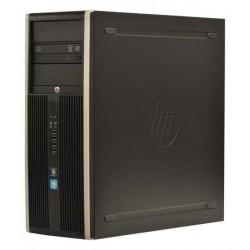 Calculator HP Compaq Elite 8200 Tower, Intel Core i5 2400 3.1 GHz, 4 GB DDR3, 120 GB SSD NOU, DVD, Windows 10 Pro, Garantie pe