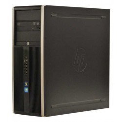 Calculator HP Compaq Elite 8200 Tower, Intel Core i5 2400 3.1 GHz, 4 GB DDR3, 120 GB SSD NOU, DVD, Windows 7 Professional,